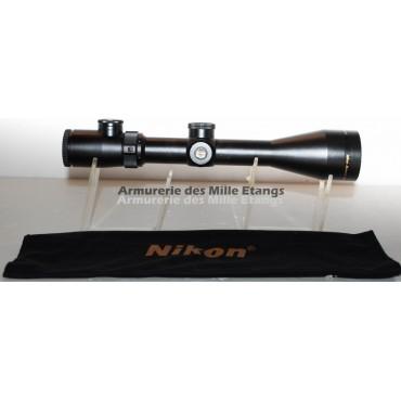 Lunette 1 RetLumineux 7 Nikon 4x24 Monarch Ybfg76y