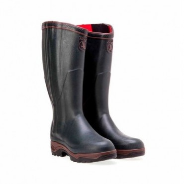 BOTTE AIGLE PARC 2 ISO OPEN BRONZE 843276