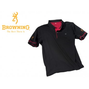 POLO BROWNING BLACK