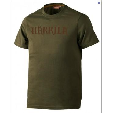 T-SHIRT HARKILA LOGO DARK...