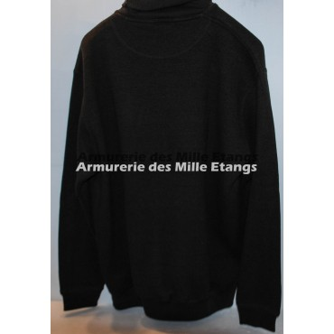PULL COL ROULE LOVERGREEN...