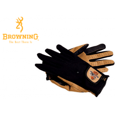GANTS BROWNING MESH BACK