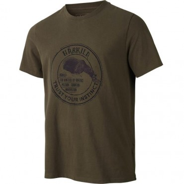 T SHIRT HARKILA WILDLIFE...